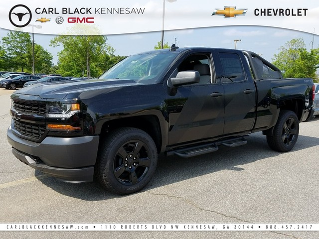 2017 Silverado 1500 Double Cab 4x4, Pickup #1170647 - photo 1