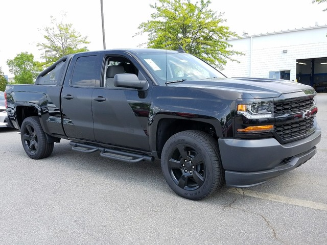2017 Silverado 1500 Double Cab 4x4, Pickup #1170647 - photo 10