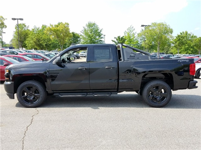 2017 Silverado 1500 Double Cab 4x4, Pickup #1170647 - photo 3