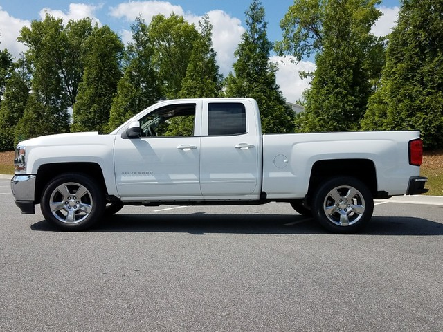 2017 Silverado 1500 Double Cab, Pickup #1170696 - photo 3