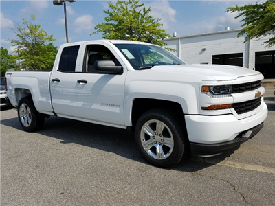 2017 Silverado 1500 Double Cab 4x4, Pickup #1170733 - photo 10
