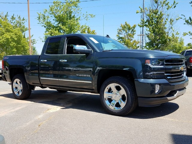 2017 Silverado 1500 Double Cab 4x4, Pickup #1170740 - photo 13