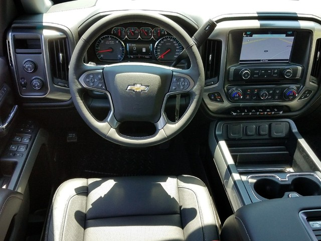 2017 Silverado 1500 Double Cab 4x4, Pickup #1170740 - photo 5