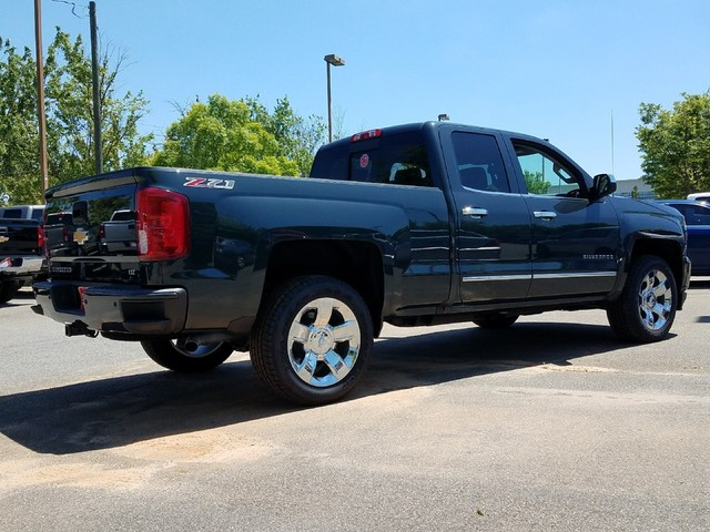 2017 Silverado 1500 Double Cab 4x4, Pickup #1170740 - photo 7