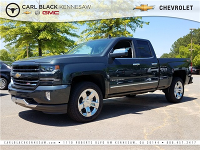 2017 Silverado 1500 Double Cab 4x4, Pickup #1170740 - photo 1