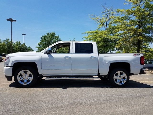 2017 Silverado 1500 Crew Cab 4x4, Pickup #1170800 - photo 3
