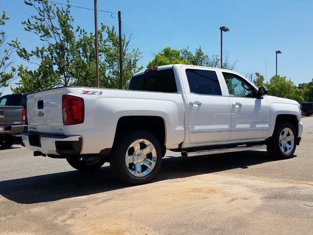 2017 Silverado 1500 Crew Cab 4x4, Pickup #1170800 - photo 7