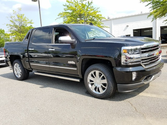 2017 Silverado 1500 Crew Cab 4x4, Pickup #1170809 - photo 10