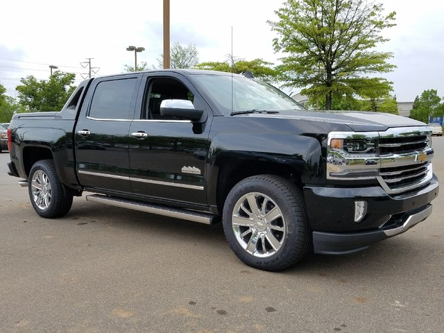 2017 Silverado 1500 Crew Cab 4x4, Pickup #1170810 - photo 10