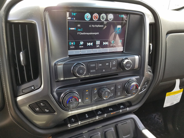 2017 Silverado 1500 Double Cab Pickup #1170845 - photo 12