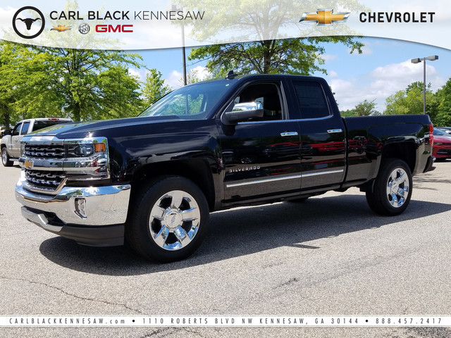2017 Silverado 1500 Double Cab Pickup #1170845 - photo 1