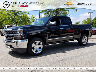 2017 Silverado 1500 Double Cab 4x2,  Pickup #1170845 - photo 1