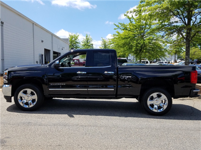 2017 Silverado 1500 Double Cab Pickup #1170845 - photo 3