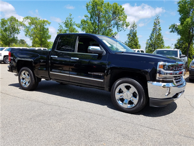 2017 Silverado 1500 Double Cab Pickup #1170845 - photo 8