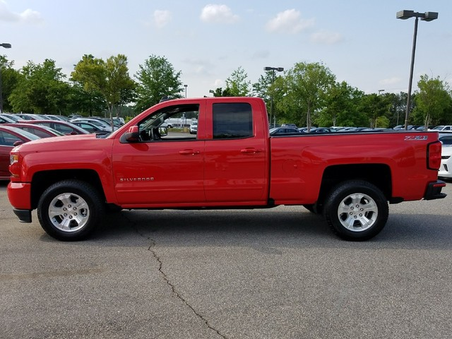 2017 Silverado 1500 Double Cab 4x4, Pickup #1170855 - photo 3