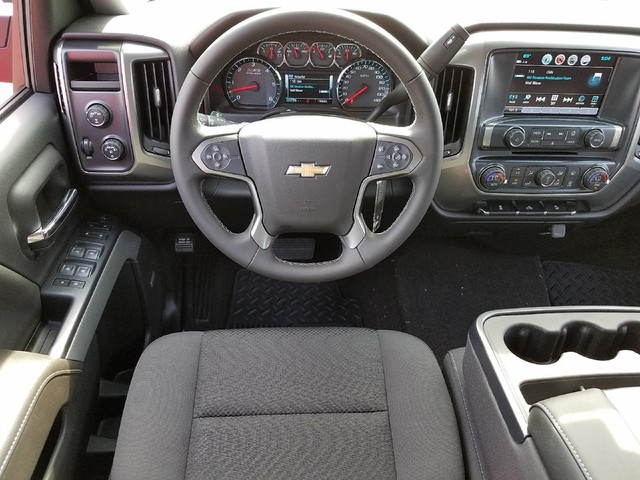 2017 Silverado 1500 Double Cab 4x4, Pickup #1170855 - photo 6