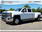 2017 Silverado 3500 Crew Cab 4x4, Pickup #1170911 - photo 1