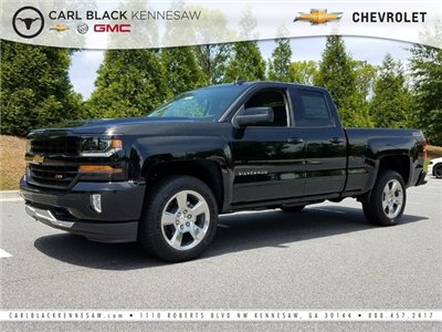 2017 Silverado 1500 Double Cab 4x4,  Pickup #1171211 - photo 1