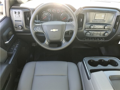 2017 Silverado 3500 Crew Cab DRW, Warner Service Body #1171412 - photo 6