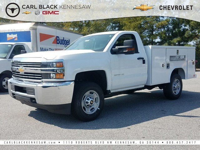 2017 Silverado 2500 Regular Cab,  Reading Classic II Steel Service Body #1171435 - photo 1