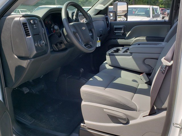 2017 Silverado 2500 Regular Cab 4x4, Reading Classic II Steel Service Body #1171436 - photo 3