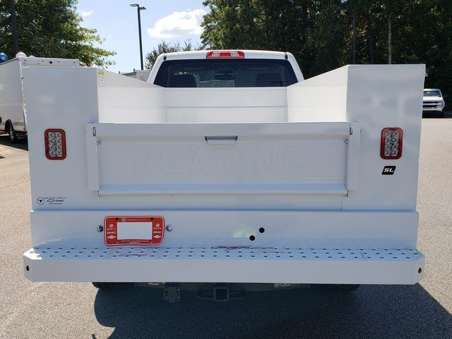 2017 Silverado 2500 Regular Cab 4x4, Reading Classic II Steel Service Body #1171436 - photo 5