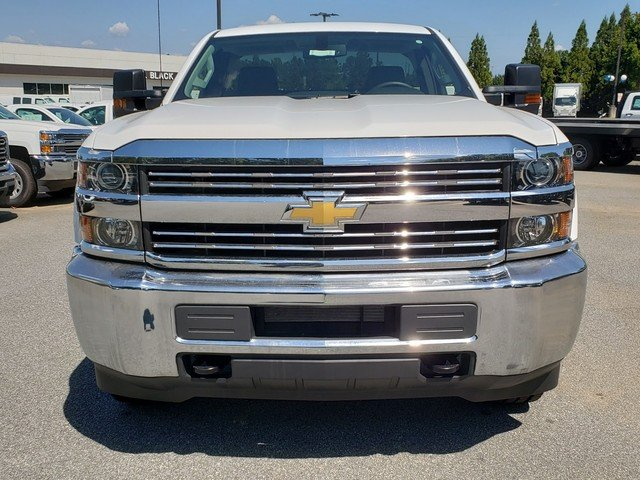 2017 Silverado 2500 Regular Cab 4x4, Reading Service Body #1171436 - photo 6