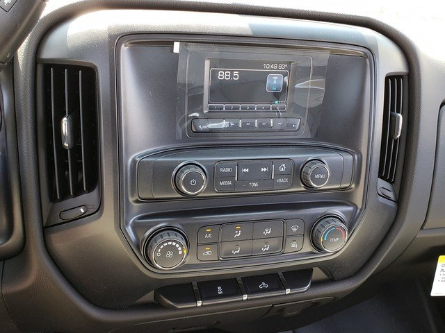 2017 Silverado 2500 Regular Cab 4x4, Reading Classic II Steel Service Body #1171436 - photo 8