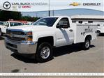 2017 Silverado 2500 Regular Cab 4x4, Reading Service Body #1171436 - photo 1