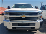2017 Silverado 2500 Double Cab 4x4, Cab Chassis #1171438 - photo 3
