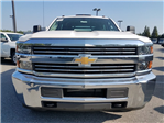 2017 Silverado 3500 Crew Cab DRW 4x4, Commercial Truck & Van Equipment Platform Body #1171484 - photo 4