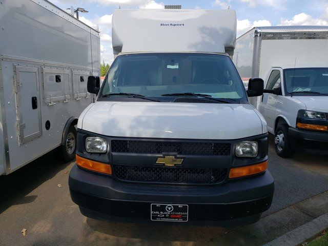 2017 Express 3500,  Rockport Service Utility Van #1171566 - photo 3