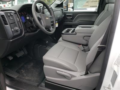 2017 Silverado 3500 Regular Cab DRW 4x4,  Reading Classic II Steel Service Body #1171608 - photo 4