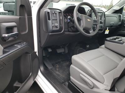 2017 Silverado 3500 Regular Cab DRW 4x4,  Reading Classic II Steel Service Body #1171608 - photo 5