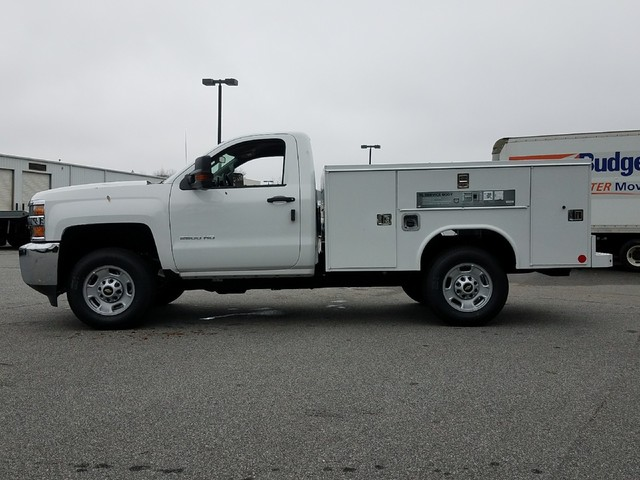 2018 Silverado 2500 Regular Cab 4x2,  Reading SL Service Body #1180096 - photo 3