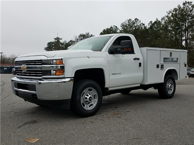 2018 Silverado 2500 Regular Cab 4x2,  Reading SL Service Body #1180096 - photo 1