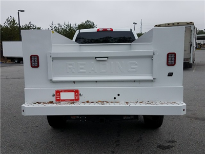 2018 Silverado 2500 Regular Cab, Reading SL Service Body #1180096 - photo 6