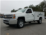 2018 Silverado 2500 Regular Cab, Reading Service Body #1180096 - photo 1