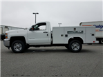 2018 Silverado 2500 Regular Cab, Reading SL Service Body #1180096 - photo 3