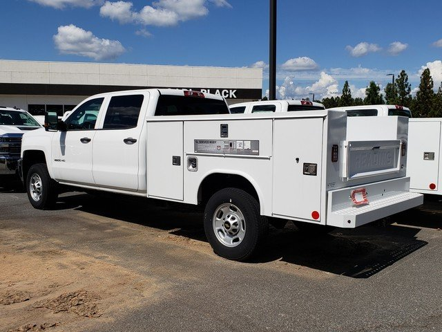 2018 Silverado 2500 Crew Cab, Reading Service Body #1180119 - photo 6