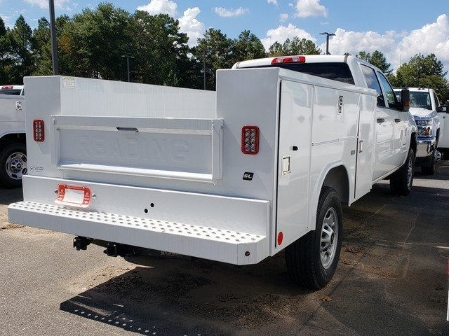 2018 Silverado 2500 Crew Cab, Reading SL Service Body #1180119 - photo 2