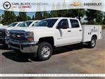 2018 Silverado 2500 Crew Cab, Reading Service Body #1180119 - photo 1