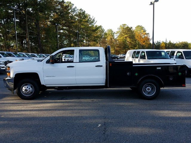 2017 Silverado 3500 Crew Cab DRW, CM Truck Beds Hauler Body #1180129 - photo 3
