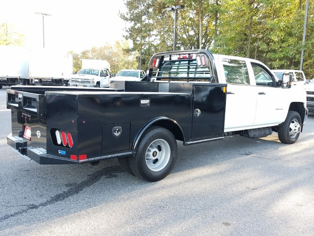 2017 Silverado 3500 Crew Cab DRW, CM Truck Beds Hauler Body #1180129 - photo 2