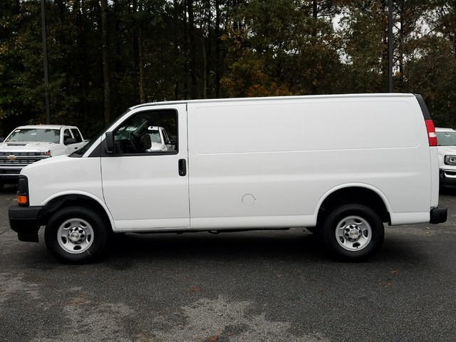 2017 Express 2500 Cargo Van #1180188 - photo 4
