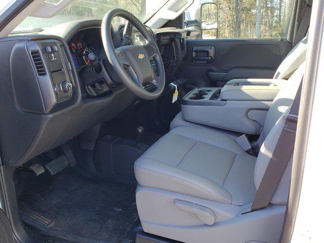 2018 Silverado 3500 Regular Cab DRW 4x4,  Freedom Dump Body #1180274 - photo 3