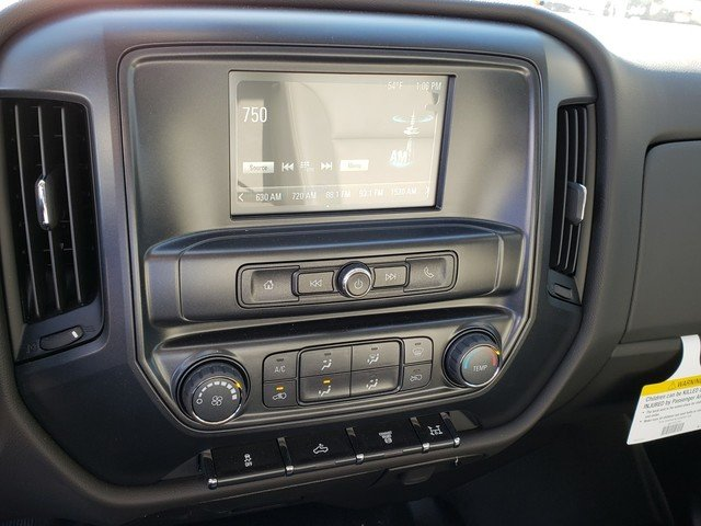 2018 Silverado 3500 Regular Cab DRW 4x4,  Freedom Dump Body #1180274 - photo 8