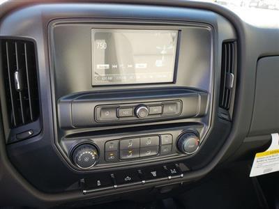 2018 Silverado 3500 Regular Cab DRW 4x4,  Freedom LoadPro Dump Body #1180274 - photo 8