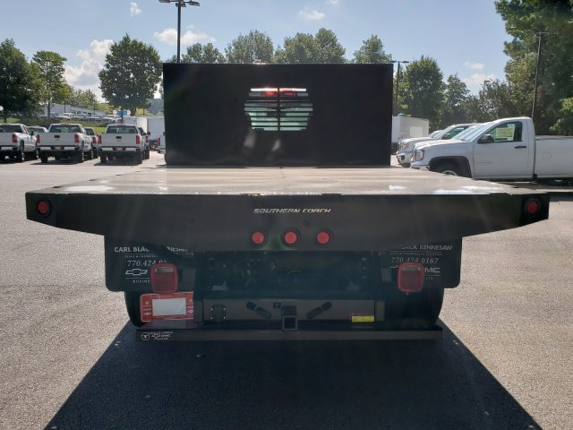 2018 Silverado 3500 Regular Cab DRW 4x2,  Freedom Platform Body #1180294 - photo 2