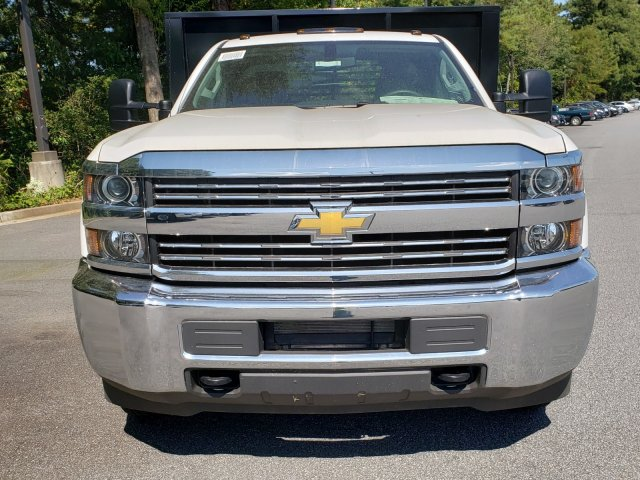 2018 Silverado 3500 Regular Cab DRW 4x2,  Freedom Platform Body #1180294 - photo 6